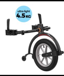 voorzet wiel voor rolstoel